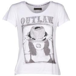 Kleidung Damen T-Shirts Religion B123OLT45 Weiss