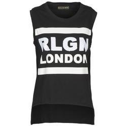 Kleidung Damen Tops Religion B123RGT41 Schwarz