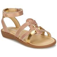Schuhe Mädchen Sandalen / Sandaletten Mod'8 HOPAL Rose