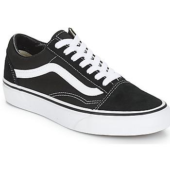 Sneaker Vans OLD SKOOL Schwarz / Weiss 350x350