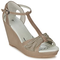 Schuhe Damen Sandalen / Sandaletten One Step CEANE Maulwurf / Vergoldet / Maulwurf