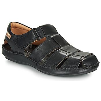 Schuhe Herren Sandalen / Sandaletten Pikolinos TARIFA 06J Schwarz