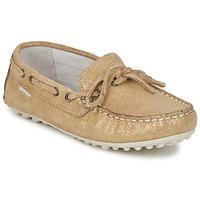 Schuhe Mädchen Slipper Garvalin KIOWA JUVENIL Gold