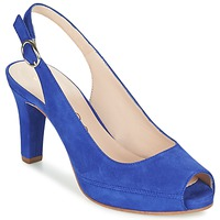 Schuhe Damen Sandalen / Sandaletten Unisa NICK Blau