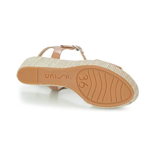 Unisa LITUAN Beige / Rose  Schuhe 76,90 Sandalen / Sandaletten Damen 76,90 Schuhe 85787d