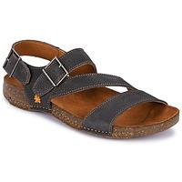 Schuhe Damen Sandalen / Sandaletten Art I BREATHE Regaliz
