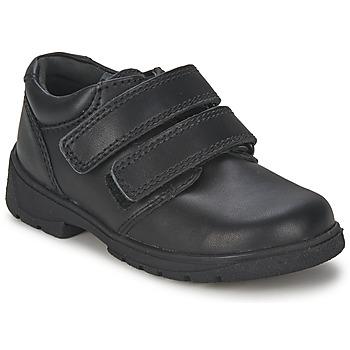 Schuhe Jungen Sneaker Low Start Rite ROTATE Schwarz