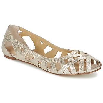 Schuhe Damen Sandalen / Sandaletten Jonak DERAY Platin