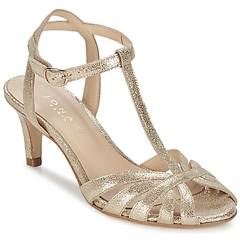 Schuhe Damen Sandalen / Sandaletten Jonak DOLIATE Platin