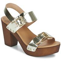 Schuhe Damen Sandalen / Sandaletten Jonak KALY Goldfarben