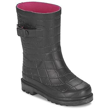 Stiefel Be Only CROCO Schwarz 350x350