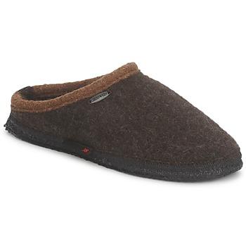 Schuhe Herren Hausschuhe Giesswein DANNHEIM Braun