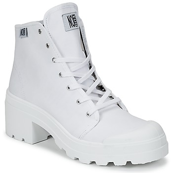 Schuhe Damen Sneaker High No Box GALIA Weiss