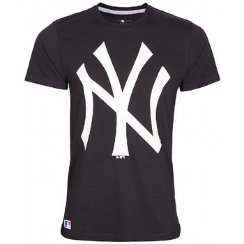 Kleidung Herren T-Shirts New Era MLB New York Yankees tee Blau