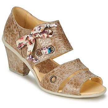 Schuhe Damen Sandalen / Sandaletten Eject LILI Beige