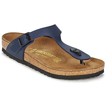 Schuhe Sandalen / Sandaletten Birkenstock GIZEH Blau