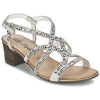 Schuhe Damen Sandalen / Sandaletten Lola Espeleta GRILLION Weiss