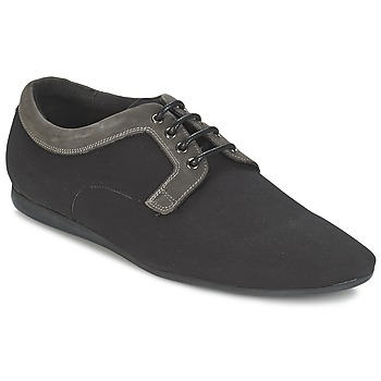 Schuhe Herren Derby-Schuhe Schmoove FIDJI CLUB Schwarz / Grau