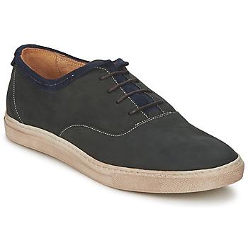 Schuhe Herren Sneaker Low Schmoove ESCAPE LOW Schwarz / Marine