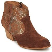 Schuhe Damen Boots Schmoove WHISPER VEGAS Braun / Glitterfarbe