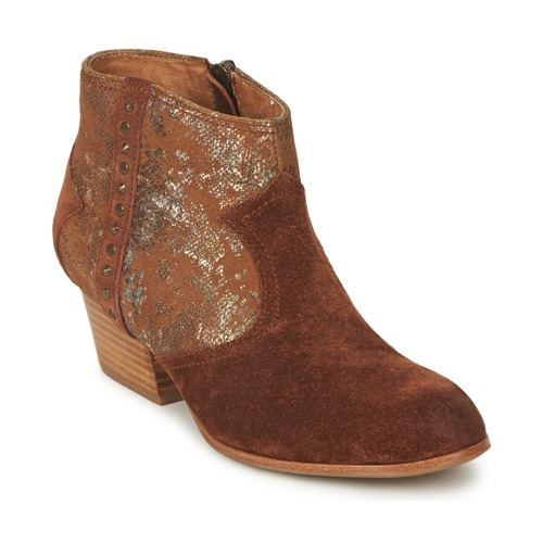 Schmoove WHISPER VEGAS Braun / Glitterfarbe  Schuhe Boots Damen 66