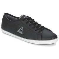 Schuhe Herren Sneaker Low Le Coq Sportif SLIMSET S Schwarz