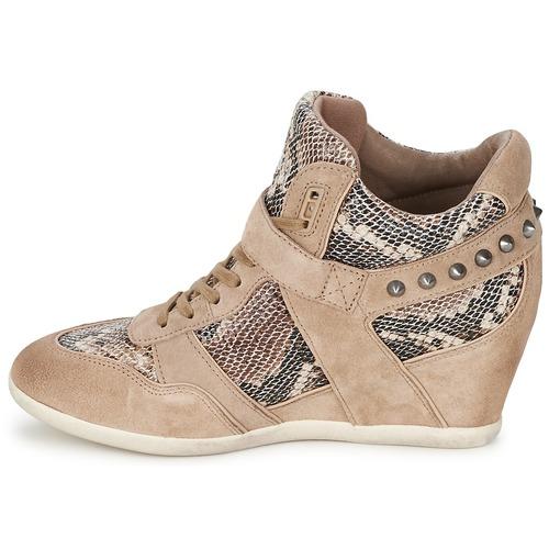 Ash BISOU Maulwurf  Schuhe Sneaker High Damen Damen Damen 79,60 4c5022