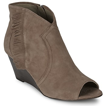 Ankle Boots Ash DRUM