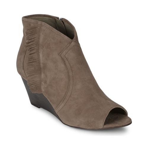 Ash DRUM Maulwurf  Schuhe Ankle Boots Damen 127,20