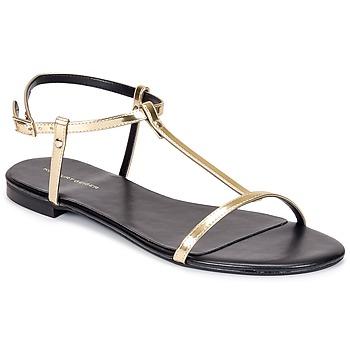 Schuhe Damen Sandalen / Sandaletten KG by Kurt Geiger MATCH Gold