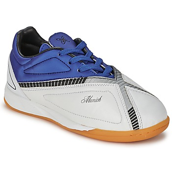 Schuhe Mädchen Fußballschuhe Munich Sports FLOW KID Blau