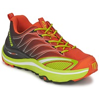 Schuhe Herren Laufschuhe Tecnica SUPREME MAX 2.0 MS Orange / Gelb