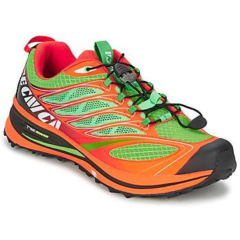 Schuhe Herren Laufschuhe Tecnica INFERNO 2.0 MS Orange / Gelb