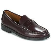 Schuhe Herren Slipper Sebago GRANT Aubergine