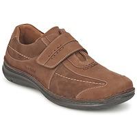 Schuhe Herren Derby-Schuhe Josef Seibel Alec Braun