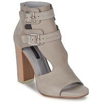 Schuhe Damen Sandalen / Sandaletten Miista ELIZABETH Grau