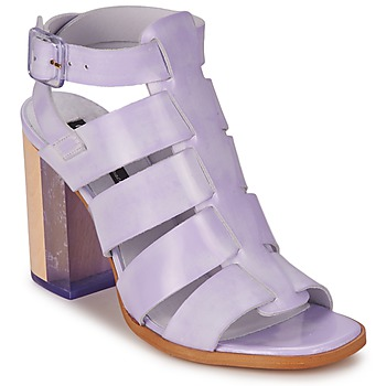 Schuhe Damen Sandalen / Sandaletten Miista ISABELLA Lavendel