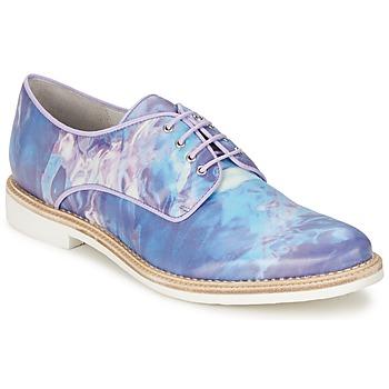 Schuhe Damen Derby-Schuhe Miista ZOE Blau