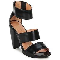 Schuhe Damen Sandalen / Sandaletten Robert Clergerie XIMA Schwarz