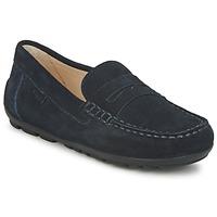 Schuhe Jungen Slipper Geox FAST Blau