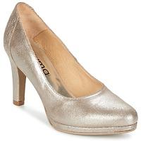Schuhe Damen Pumps Myma DIEPRA Silbern