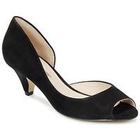 Schuhe Damen Pumps Buffalo MARINDALA Schwarz