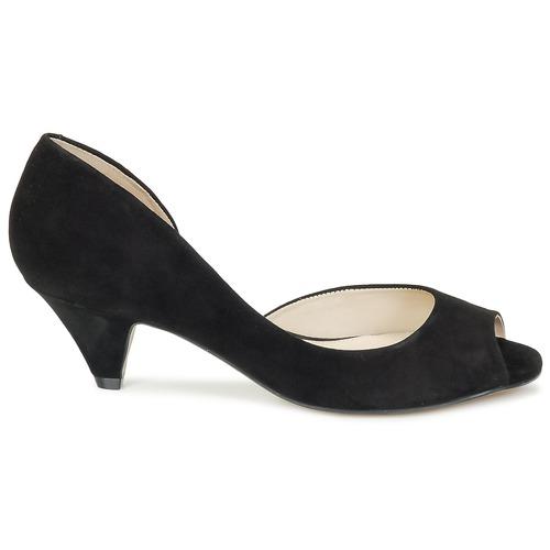 Buffalo MARINDALA MARINDALA MARINDALA Schwarz  Schuhe Pumps Damen 72,10 8ebb65