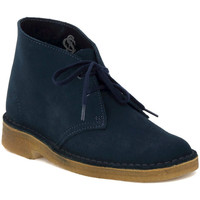 Schuhe Damen Sneaker Low Clarks DESERT BOOT  W   MIDNIGHT    157,5