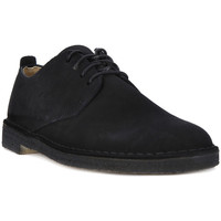 Schuhe Herren Richelieu Clarks DESERT LONDON BLACK    172,2