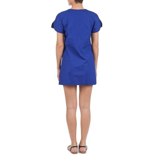 Antik Batik Emilie Marine - Kostenloser Versand   Kleidung Kurze Kleider Damen 20520