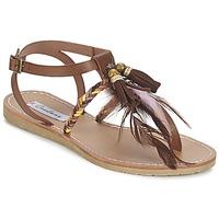 Schuhe Damen Sandalen / Sandaletten Coolway MELROSE Braun
