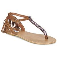 Schuhe Damen Sandalen / Sandaletten Coolway MYRA Braun