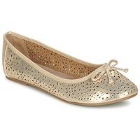 Schuhe Mädchen Ballerinas Xti JANIN Goldfarben