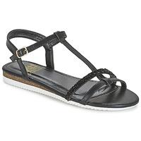 Schuhe Damen Sandalen / Sandaletten Xti I Schwarz